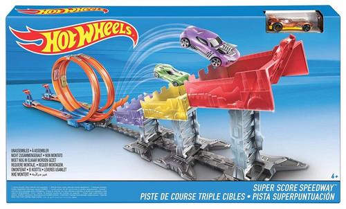 Hot Wheels Super Score Speedway Track Set