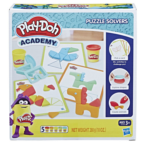 Play-Doh Academy Tower Builder Set, 12oz