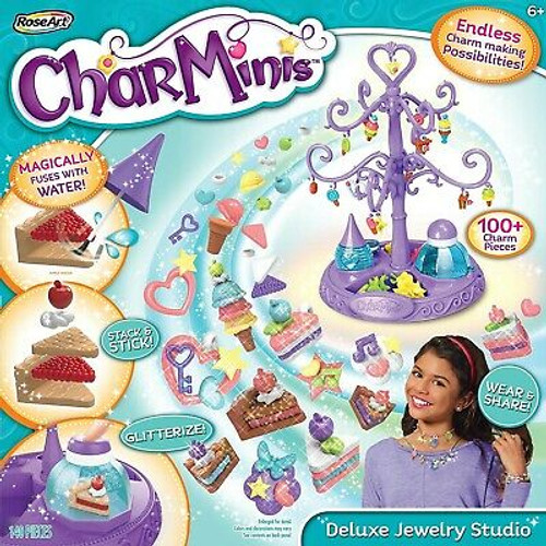 Rose Art Charmins Deluxe Jewelry Studio