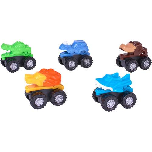 Spark Imagine Monster Trucks Asst