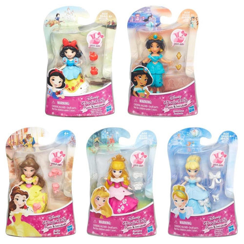 Disney Princess Little Kingdom Figures Asst