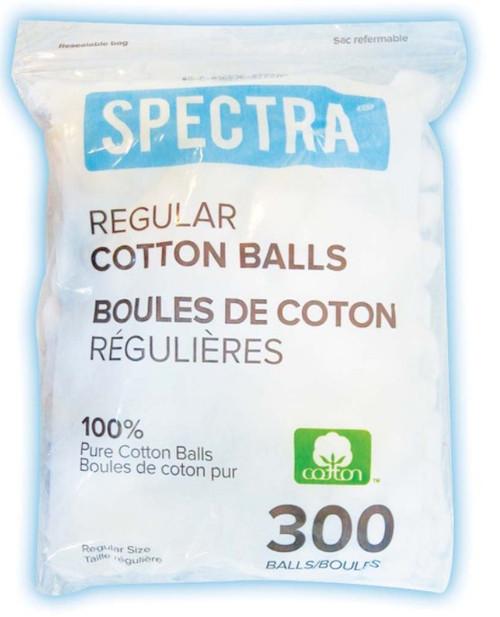 Cotton Balls Spectra 300ct