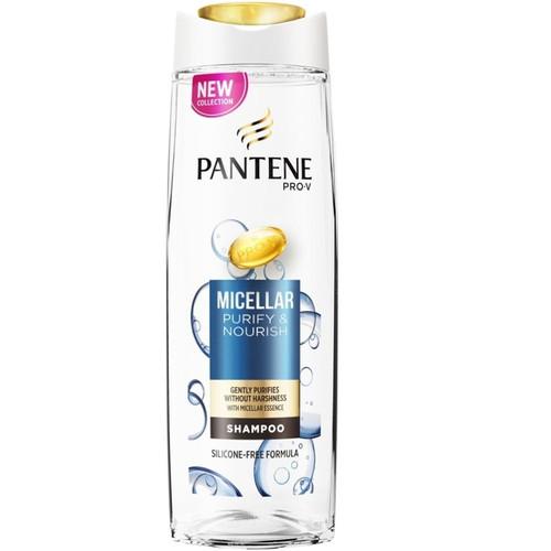 Shampoo- Pantene Micellar Cleanse & Nourish 360ml