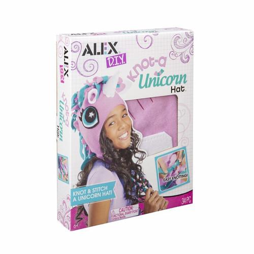 Alex DIY Knot-a Unicorn Hat