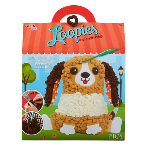 Alex DIY Loopies Dog 21pc Set