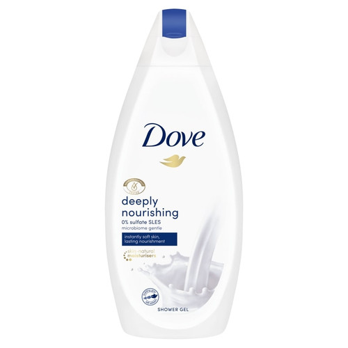 Body Wash- Dove Deeply Nourshing 500ml