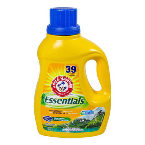 Laundry Detergent- Arm&Hammer Mntn Rain 35ld 68.6z