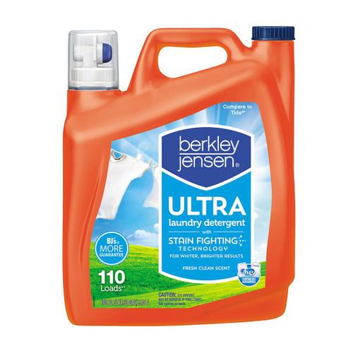 Laundry Detergent- Berkley Jensen Ultra 170oz