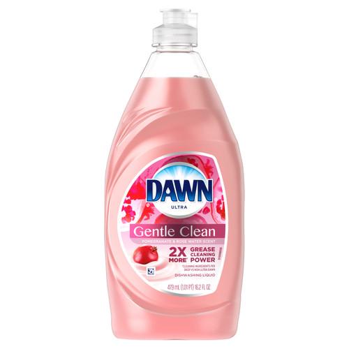 Dish Liquid- Dawn Pomegranate & Rose 16.2oz
