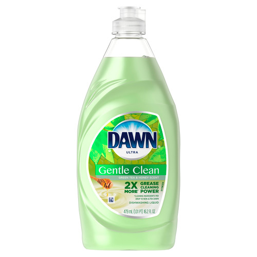 Dish Liquid- Dawn Green Tea & Honey 16.2oz
