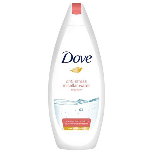 Body Wash- Dove Anti Stress Micellar 500ml