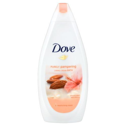 Body Wash- Dove Almond 500ml