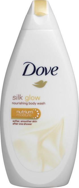 Body Wash- Dove Silk Glow 500ml
