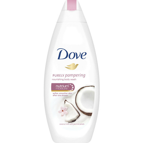 Body Wash- Dove Coconut Jasmin 500ml