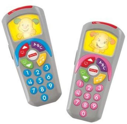 Fisher Price Puppy N Sister Remote Asst