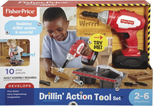 FP Drillin Action Tool Set