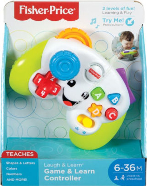 FP Laugh n Learn Game & Learn Controller