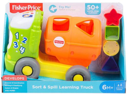 FP Sort & Spill Learning Truck