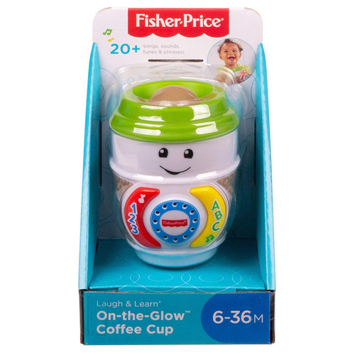 FP Laugh & Learn On the Glow Coffee Cup