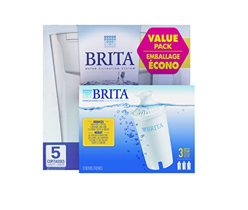 Brita Slim Pitcher 3pk Filter Combo DONT BREAK UP