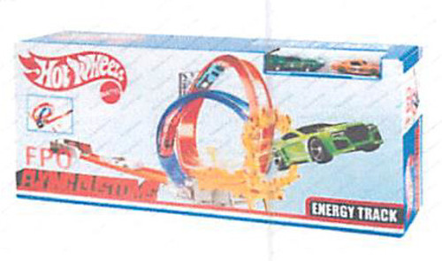 Hot Wheels Energy Track Set