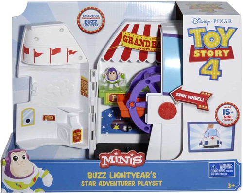 Toy Story 4 Minis Buzz Lightyear's Star Adventure
