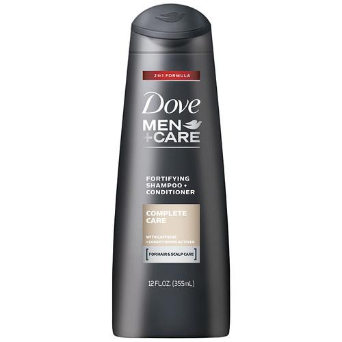 Shampoo- Dove Men Complete Care 2n1 12oz