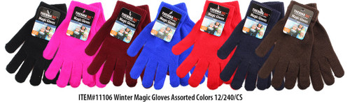 Adult Magic Glove-Thermaxxx Asst Colors