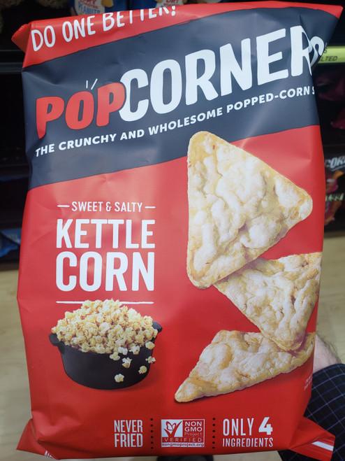 Pop Corners 5oz Bag Carnival Kettle NOW $1.99!!