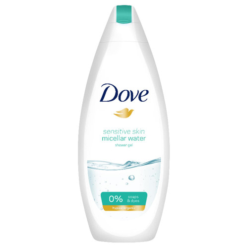 Body Wash- Dove Sensitive Skin Micellar 500ml