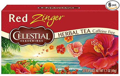 Clst Ssng Tea 20ct- Red Zinger NOW $2.99
