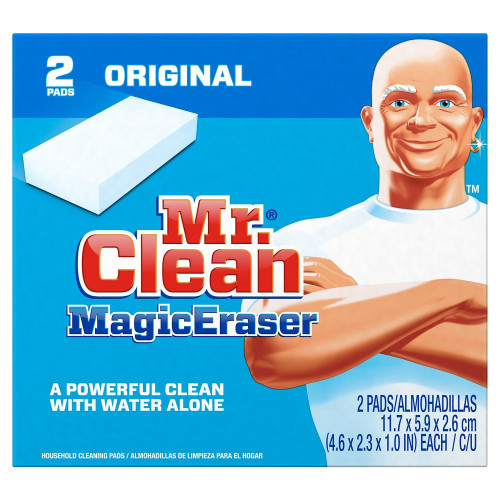 Mr Clean Magic Eraser 2ct