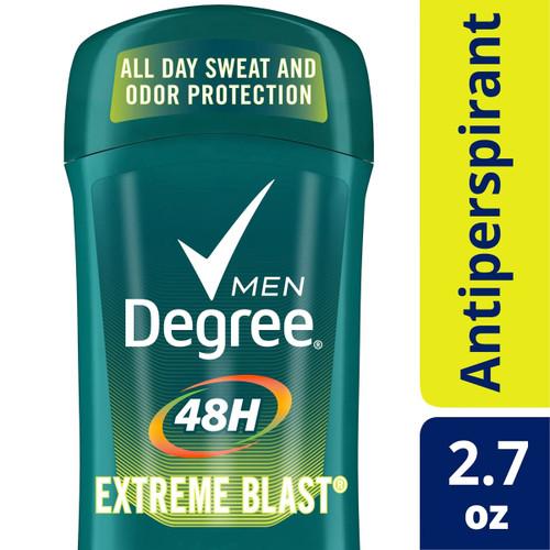 Deodorant- Degree Inv/Solid Xtreme Blast 2.7oz