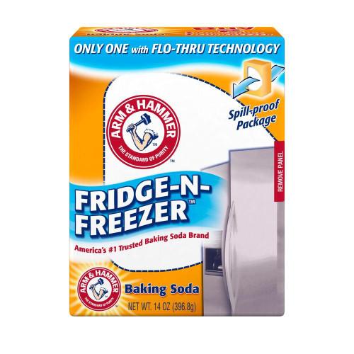 Baking Soda- Arm & Hammer Fridge n'Freezer 14oz