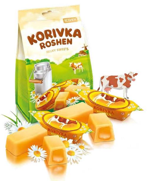 Roshen Korivka Milky Sweets Soft Candy 205gr