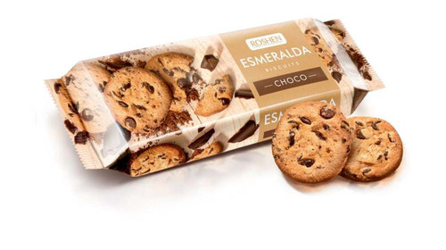 Esmerelda Cookies Chocolate Chips 150g 5.29oz