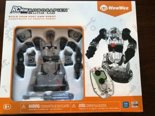 WowWee RC Mini Robosapien Build Up Robot Set