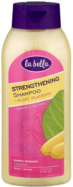 Shampoo- La Bella Strengthening Plant 22oz