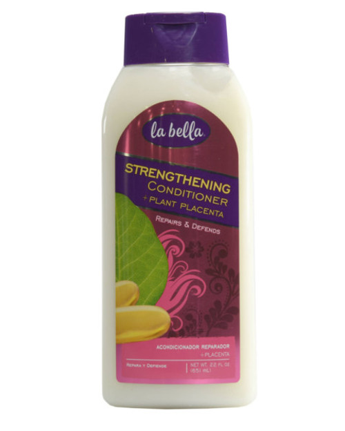 Conditioner- La Bella Strengthening Plant 22oz