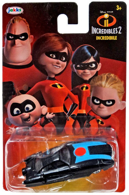 Incredibles 2 Diecast Cars Asst