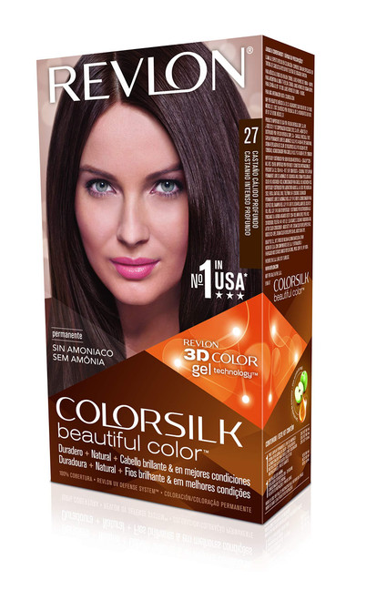 Revlon ColorSilk Deep Rich Brown 27