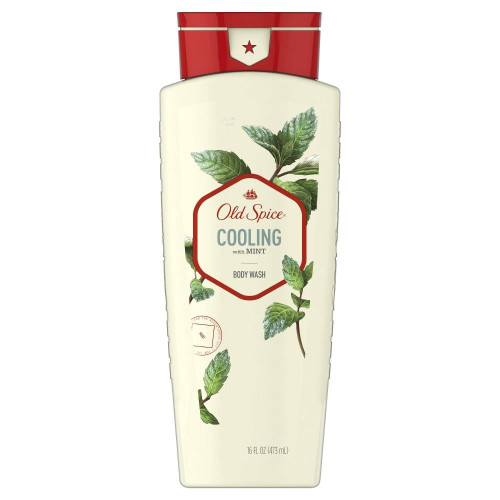 Old Spice Body Wash Cooling, 16 oz