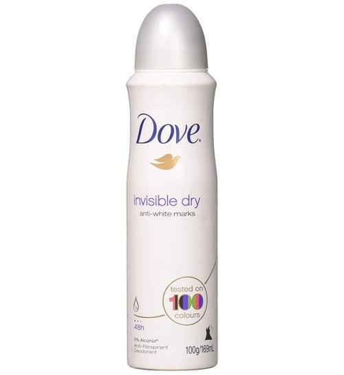 Dove Antiperspirant Deodorant, Invisible Dry, 150ml