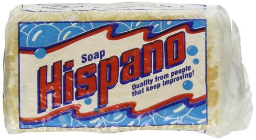 Hispano Laundry Soap, 2 Bars
