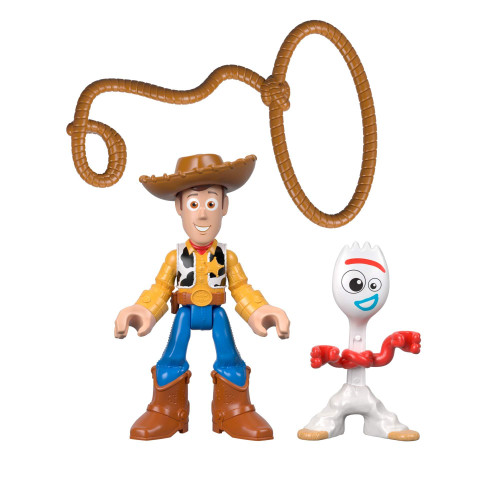 Fisher-Price Disney Pixar Toy Story, Woody & Forky