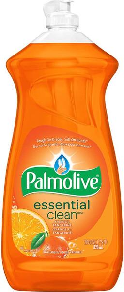 Palmolive Dish Liquid, Orange, 28 oz