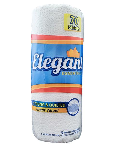 Elegant Paper Towels, 70 sheets, 2 Ply