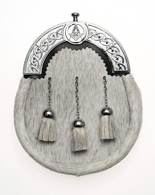 WES1 Masonic Sporran