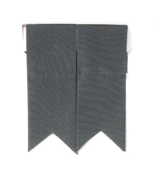 Garter Flashes - Grey
