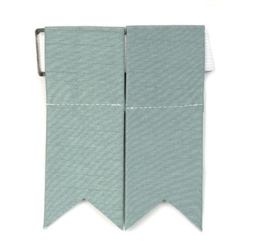 Garter Flashes - Sage (Mint Green)